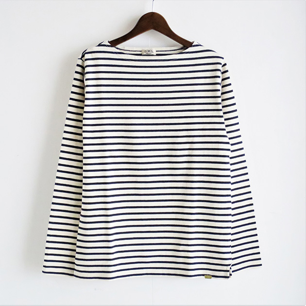 D.M.G ボートネックシャツ.jpg