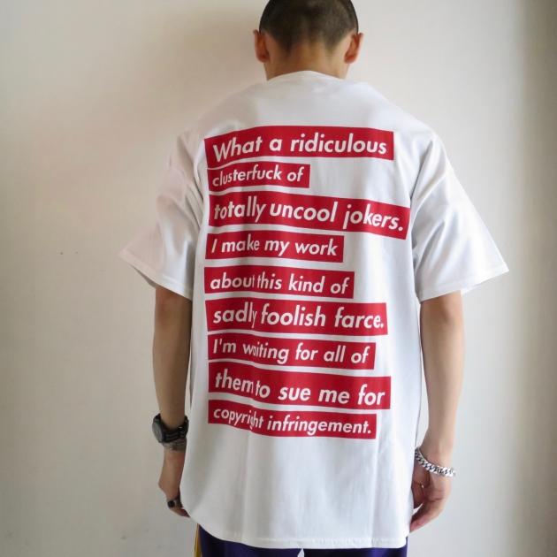 slanted Tシャツ スランテッド .jpg