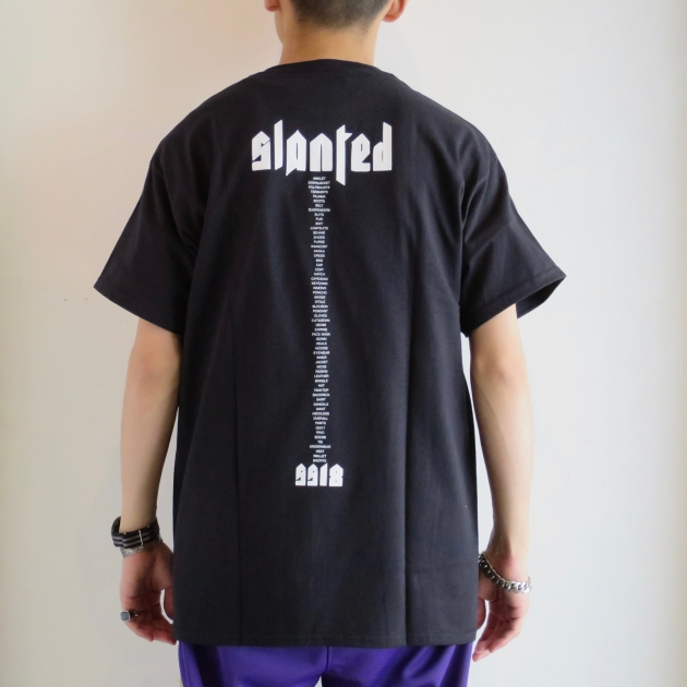 slanted Tシャツ スランテッド3.jpg