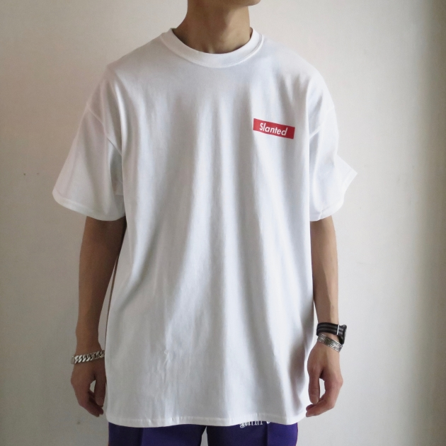 slanted スランテッド Tシャツ.jpg