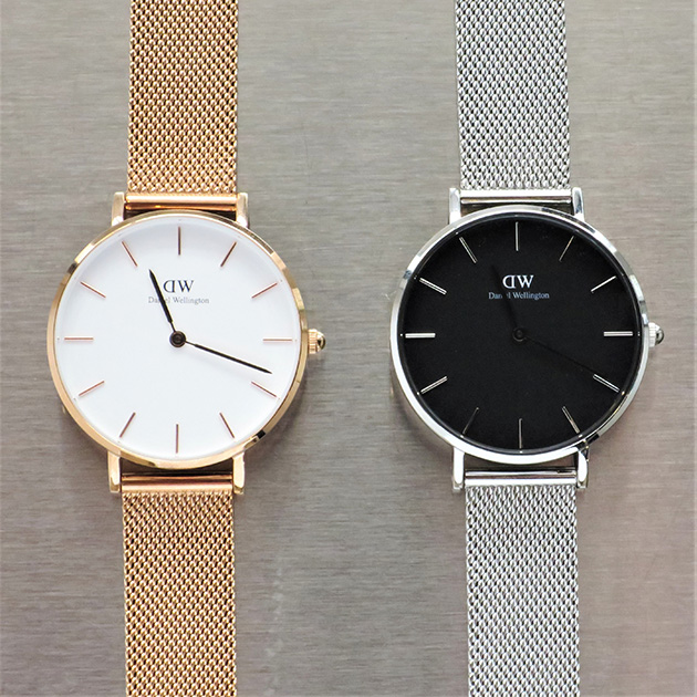 Daniel Wellington CLASSIC PETITE 32mm SILVER ROSE GOLD(3).jpg