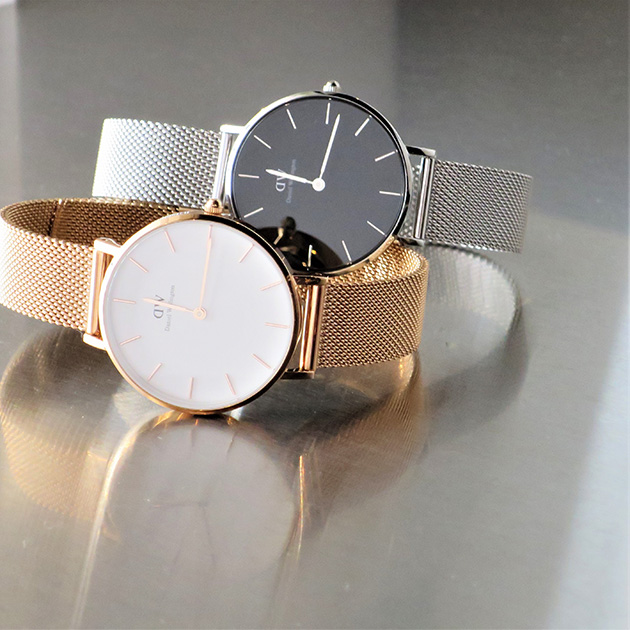 Daniel Wellington CLASSIC PETITE 32mm SILVER ROSE GOLD(4).jpg