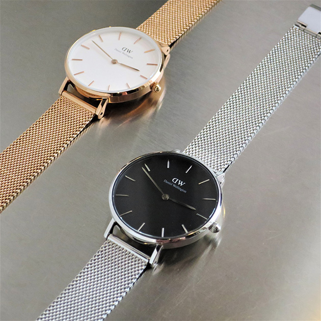Daniel Wellington CLASSIC PETITE 32mm SILVER ROSE GOLD.jpg