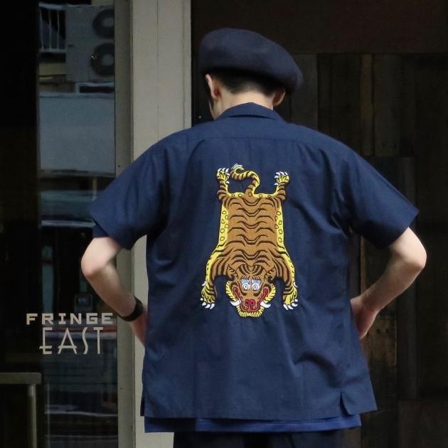GAIJINMADE ガイジンメイド オープンカラーシャツ.jpg