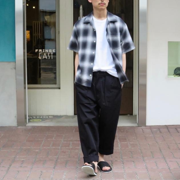 N.HOOLYWOOD オープンカラーシャツ 2018SS.jpg