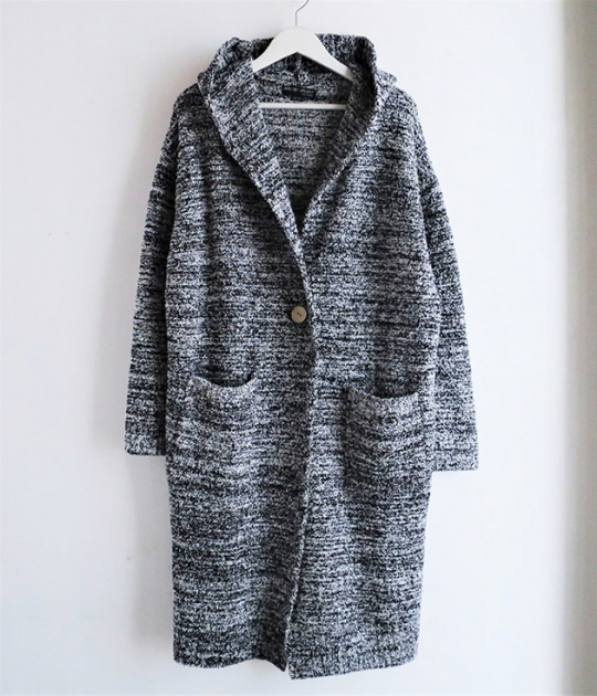 BAREFOOT DREAMS COZYCHIC HOODED LONG CARDIGAN(2).jpg