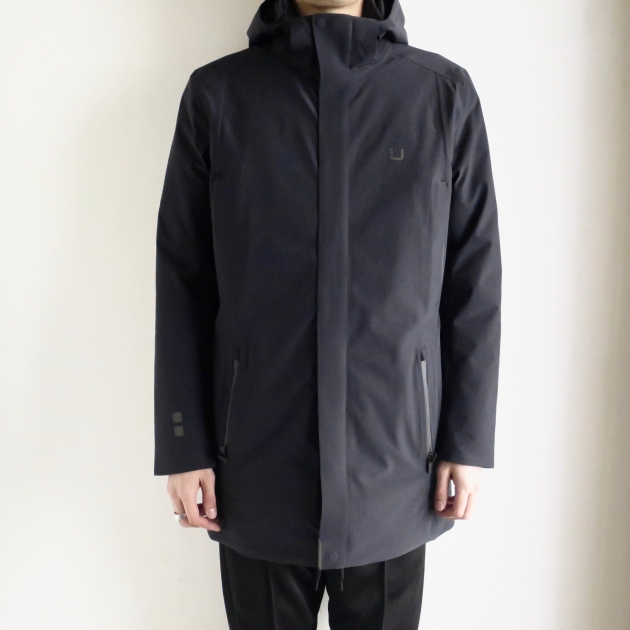 UBER regulator parka ウーバー ダウン.jpg