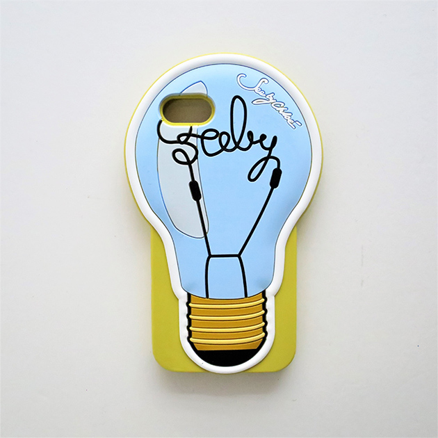 See By Chloe iPhone CASE Creative Light Bulb.jpg