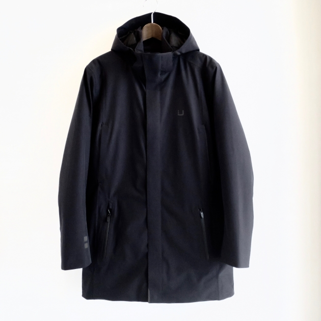 UBER regulator parka ウーバー ダウン 12.jpg