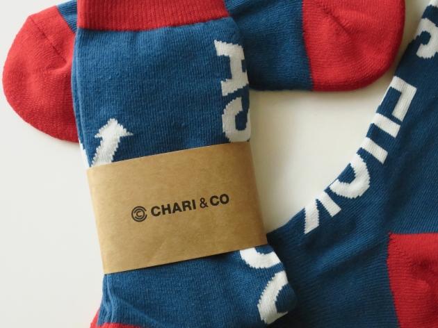 chari&co holidayチャリアンドコー ソックス 靴下.jpg