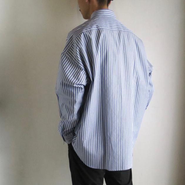N.HOOLYWOOD エヌハリウッド Nハリウッド ストライプシャツ.jpg