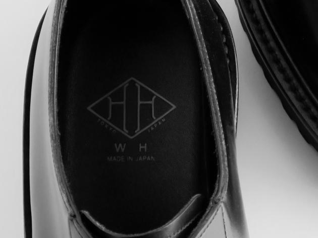 WH 靴 ブランド プレーントゥ 干場 1.jpg