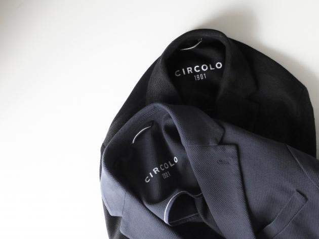 チルコロ ジャケット CIRCOLO1901 2019春夏.jpg
