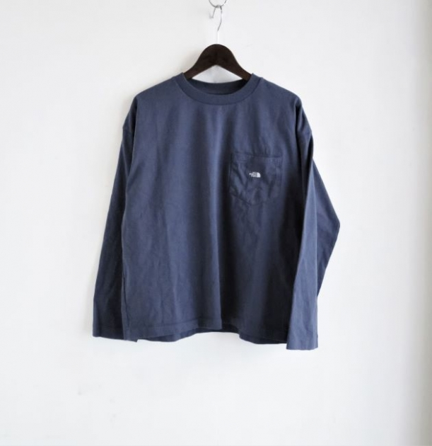 THE NORTH FACE PURPLE LABEL 7oz LS Pocket Tee.JPG