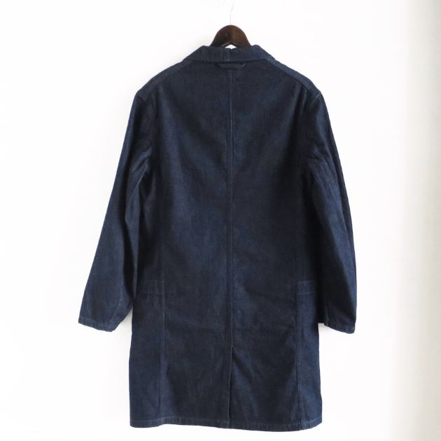 BLUE BLUE セルビッチデニム ショップコート(2).jpg