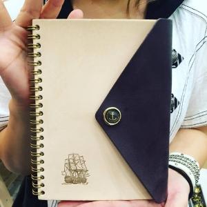 cafepapier 活版印刷体験
