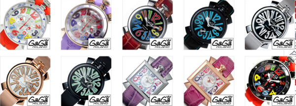 new style 5a9ba c3131 ガガミラノレディース時計 | ガガミラノの時計を少しでも安く ...
