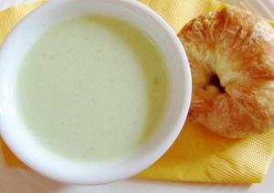 枝豆の冷スープ