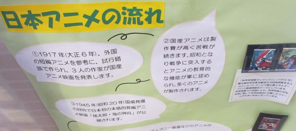 日本アニメ100