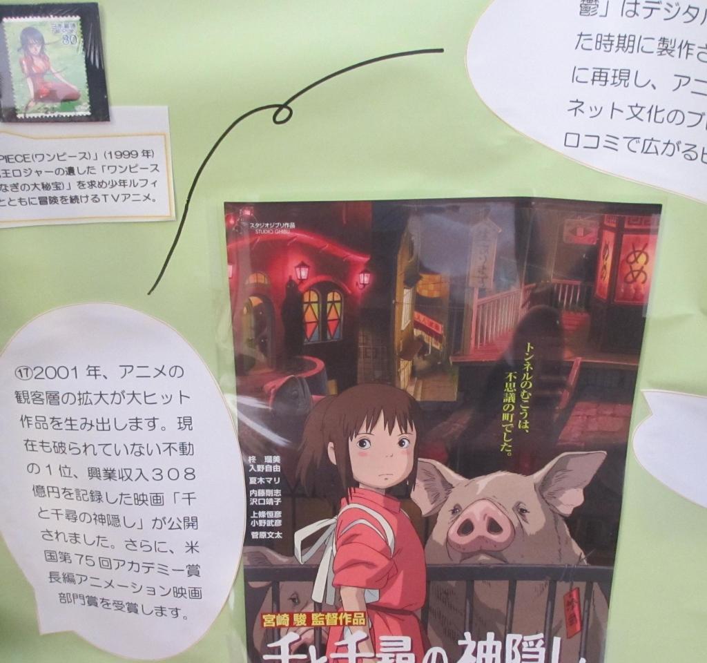日本アニメ100年