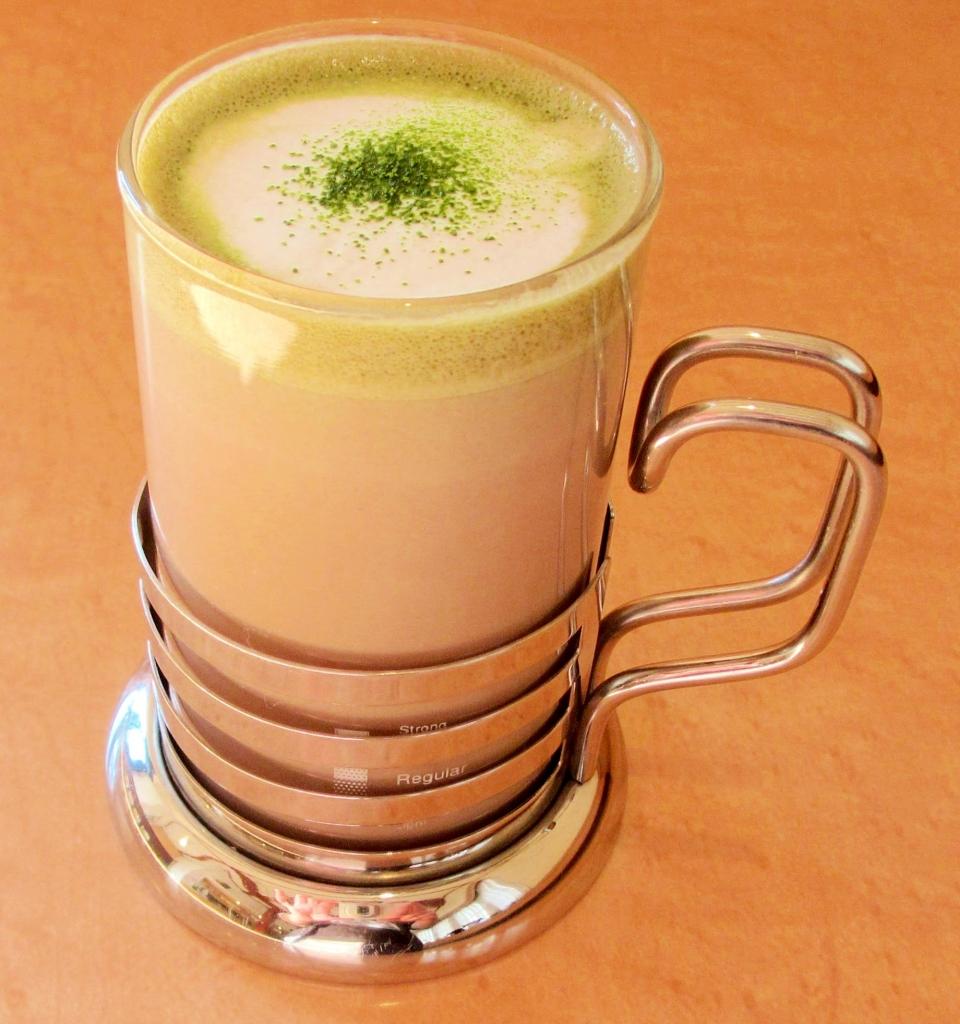抹茶ココア