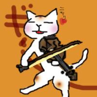 ヴィオラ 猫