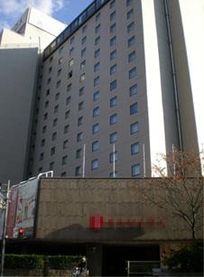 泊まったホテル^^