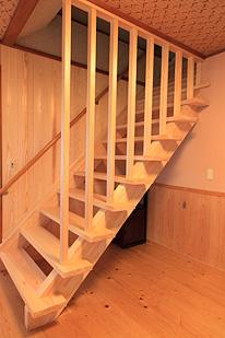 階段をリフォーム