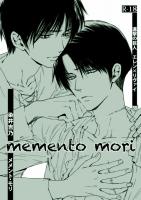memento mori表紙