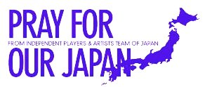 PRAY FOR OUR JAPAN