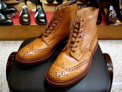Trickers M2508 Acorn Antique