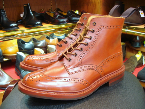 Trickers M2508 Marron Antique