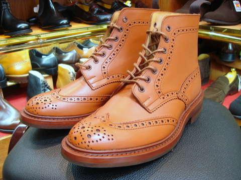 Trickers M2508 C Shade Gorse