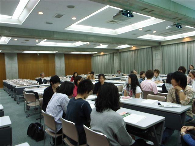 学生環境委員会主催第1回セミナー�
