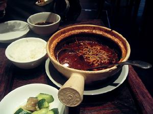 天一坊坦々麺1