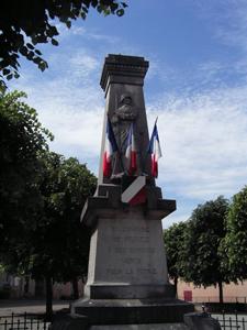 戦争慰霊碑
