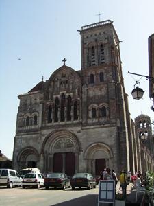 Saint-Madleine de Veselay