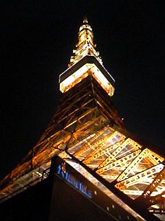 東京タワーナイト