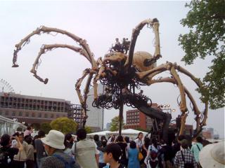 ラ・マシーンの蜘蛛