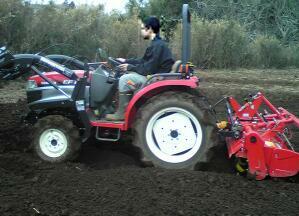 田舎遊び体験・農作業体験