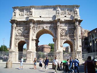 ローマ凱旋門