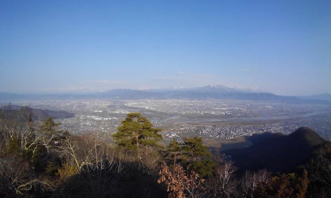 若穂太郎山