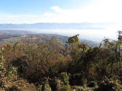 髻山 ファミリー登山