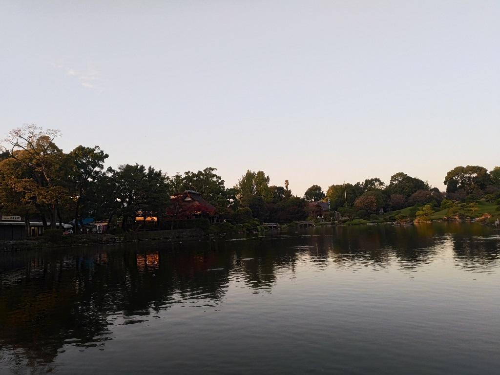 水前寺公園(補正前)
