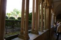 フランシスコ会修道院の回廊