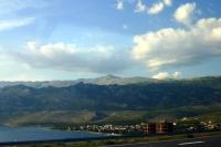 ヴェレビット山脈