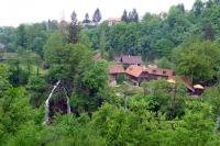 ラストケの滝