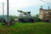 戦争博物館の戦車