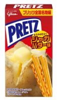 プリッツじゃがバター味