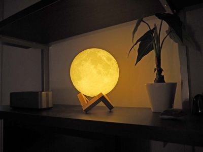 luna interior lamp